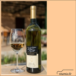 Gegić vina otoka Paga